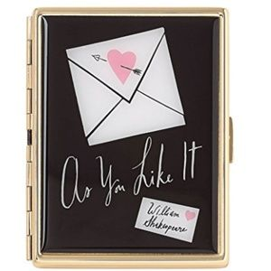 "NWT Kate Spade ""As You Like It"" Card Holder"